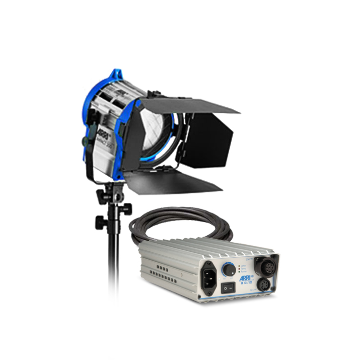 Комплект ARRI Compact 200 Set (L0.73330SD)