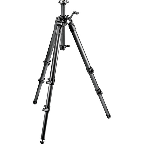 Штатив  MANFROTTO MT057C3-G 057 CF Tripod-3s Geared