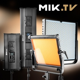 MLux LED panels are available to order!