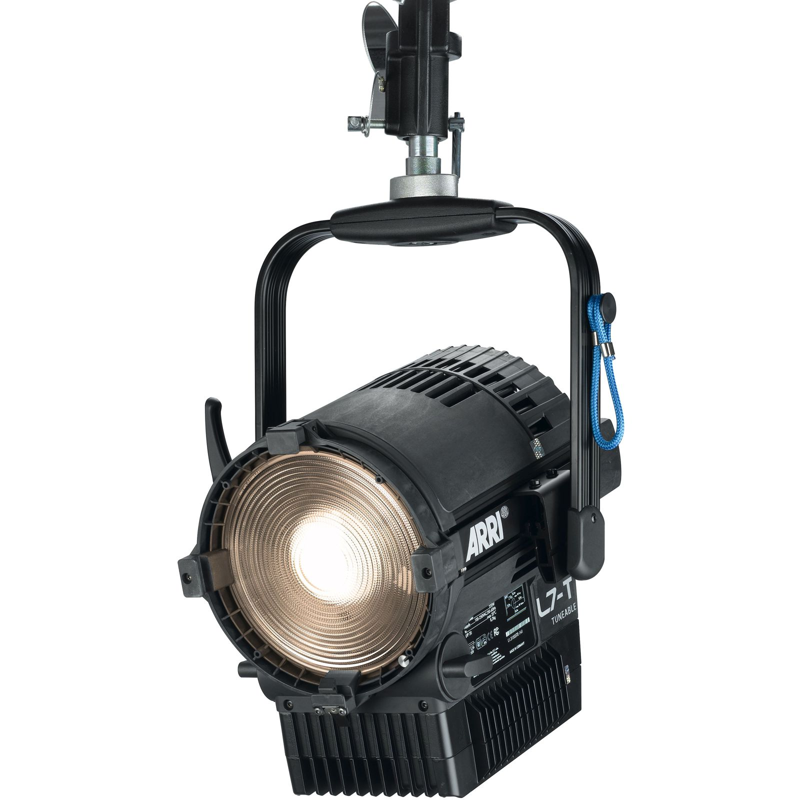 Прибор ARRI L7-TT L1.31530TA (Stand-Mount, Blue/Silver, 7 m Cable, Edison Connector)