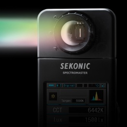 Simple guide how to use your Sekonic C-800.