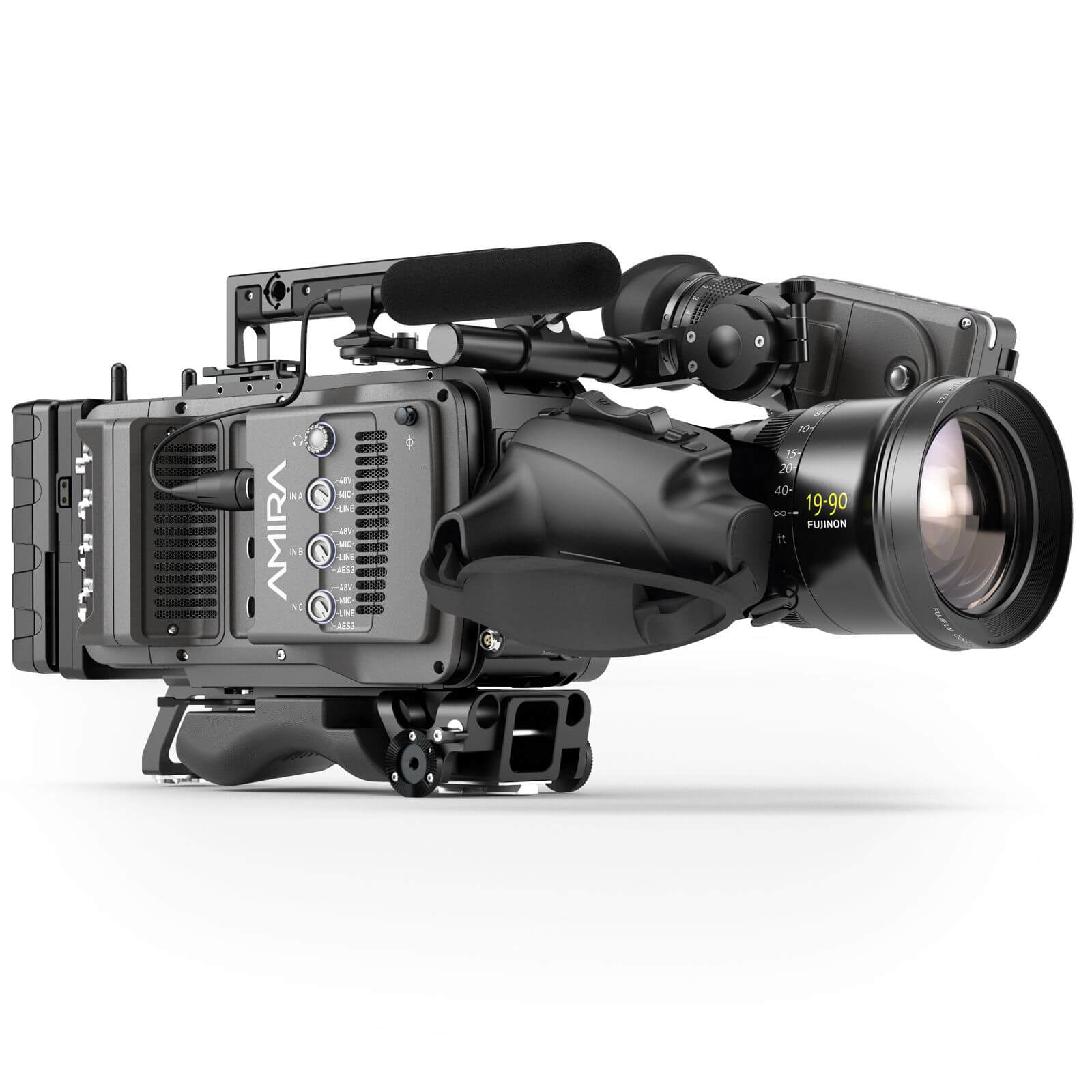 Камера ARRI AMIRA ADVANCED (K0.0001091) Set