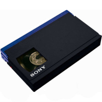 Video Cassette SONY BCT-D040M