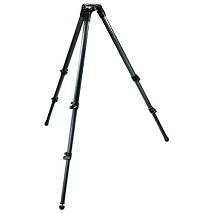 Штатив MANFROTTO 535 CF 2-STAGE VIDEO TRIPOD,75