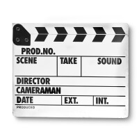 Clapper Board MLux WW-001 White