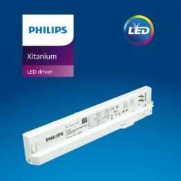 Philips introduces new drivers Xitanium Mini & Track Adapter.