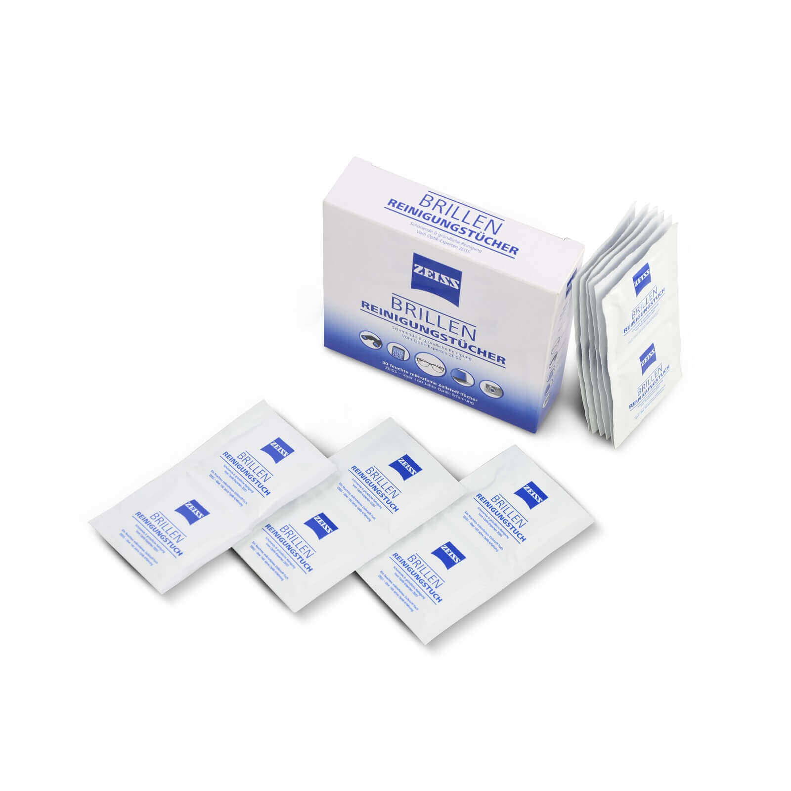 ZEISS cleaning wipes set