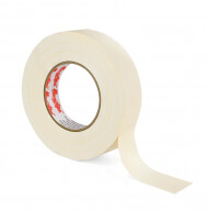 Matt gaffer tape LE MARK MAGTAPE™ MATT 500+ 25mm x 50m White (CT50025W)