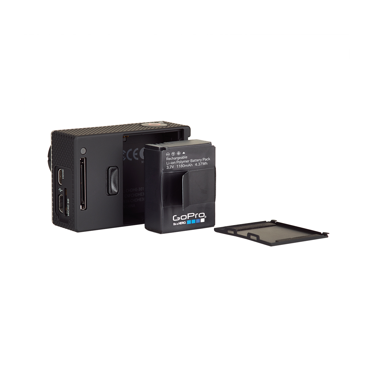 Акумулятор GOPRO HERO3 Rechargeable Battery 1180 mA AHDBT-302