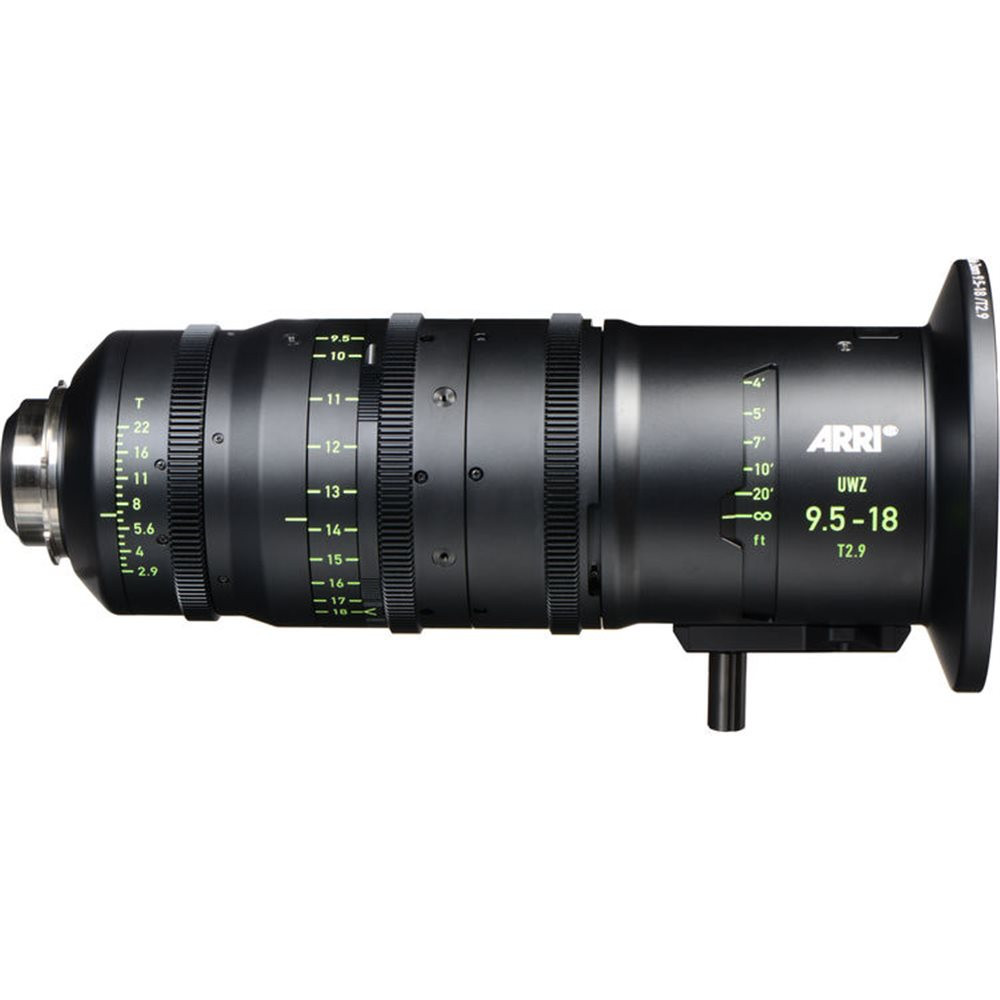 ARRI Ultra Wide Zoom 9.5-18/T2.9 F (K2.0001686)
