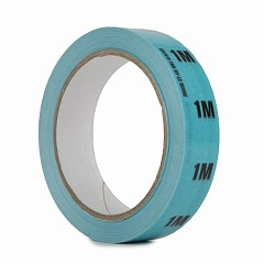Cable ID tape LE MARK Identi-Tak 24mm x 33m Blue (IDT25B1)