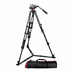 Штатив MANFROTTO MVH502A,546GB-1 PRO VIDEO ALUMINIUM SYSTEM-4KG