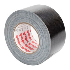 Gloss gaffer tape LE MARK MAGTAPE™ ORIGINAL 100mm x 50m Black (CTMG100BK)