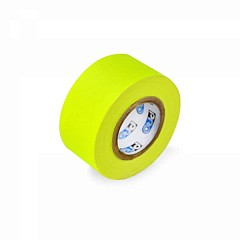 Pro-console gaffer tape LE MARK 24mm x 9,2m Yellow (PROCONS249.2NYE)