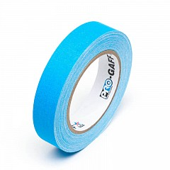 Fluorescent gaffer tape LE MARK PRO-GAFFER™ FLUORESCENT 24mm x 23m Blue (PROGAFF24NBL)