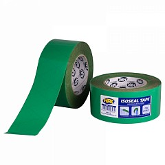 ISOSEAL tape HPX 60mm x 25m Green (IS6025)