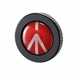 Аксессуар MANFROTTO ROUND-PL ACCESSORY QUICK RELEASE PLATE