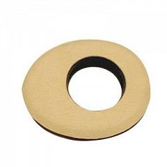 Eyecushion BLUESTAR 6012 Oval Large Microfiber Natural