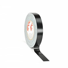 Gloss gaffer tape LE MARK MAGTAPE™ ORIGINAL 12mm x 50m Black (CTMG12BK)