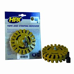 Tape remover HPX 130mm x 130mm Brown (ZCRE07)