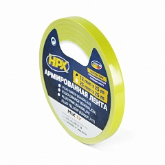 Fluorescent gaffer tape HPX FLUO 12mm x 25m Yellow (624001225 FL/YE)