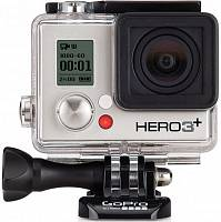 Камера GOPRO HD HERO3+ Silver Edition CHDHN-302-EU