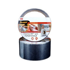 Aluminium foil tape 3M Scotch 1436 50mm х 10m Silver (1436-50-10,0)
