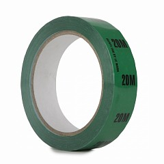 Cable ID tape LE MARK Identi-Tak 24mm x 33m Green (IDT25G20)