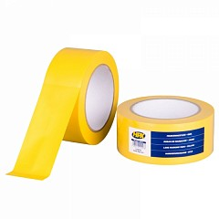 Lane marking tape HPX 50mm x 33m Yellow (LY5033)