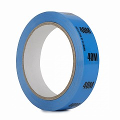 Cable ID tape LE MARK Identi-Tak 24mm x 33m Blue (IDT25B40)