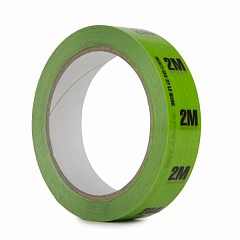 Cable ID tape LE MARK Identi-Tak 24mm x 33m Green (IDT25G2)