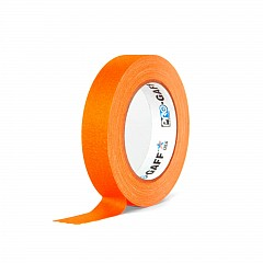 Fluorescent gaffer tape LE MARK PRO-GAFFER™ FLUORESCENT 24mm x 23m Orange (PROGAFF24NOR)