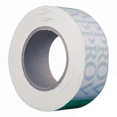 Double-sided tape LE MARK NEC Approved 50mm x 50m White (DS410850)