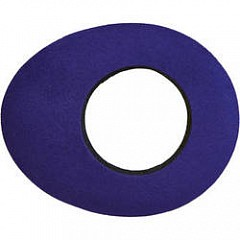 Eyecushion BLUESTAR 6012 Oval Large Microfiber Purple