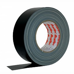 Gloss gaffer tape LE MARK MAGTAPE™ ORIGINAL 50mm x 50m Black (CTMG50BK)