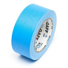 Fluorescent gaffer tape LE MARK PRO-GAFFER™ FLUORESCENT 48mm x 23m Blue (PROGAFF48NBL)