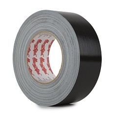 Gloss gaffer tape LE MARK MAGTAPE™ ORIGINAL 75mm x 50m Black (CTMG75BK)
