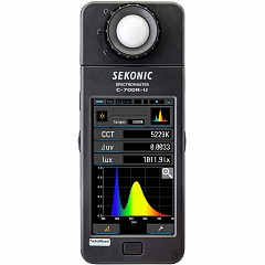 Спектрометр SEKONIC C-700R SpectroMaster (radio transmitter built-in) CE version