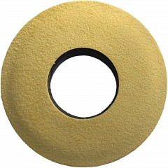 Eyecushion BLUESTAR 2010 Extra Small Round Microfiber Yellow