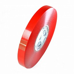 Double-sided tape HPX HSA 19mm х 33m Transparent (321121933)