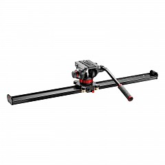 Слайдер MANFROTTO MVS100AMVH502AH Slider 100 + 502 head