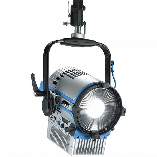 Прибор ARRI L7-DT L1.31530DD (Stand-Mount, Blue/Silver, 3 m Cable, Schuko Connector)