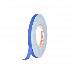 Matt gaffer tape LE MARK MAGTAPE™ MATT 500+ 12mm x 50m Blue (CT50012B)