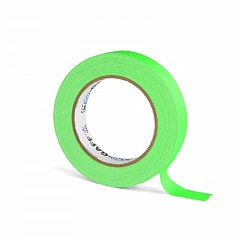 Fluorescent gaffer tape LE MARK PRO-GAFFER™ FLUORESCENT 24mm x 23m Green (PROGAFF24NGN)