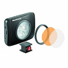 Накамерный свет MANFROTTO MLUMIEPL-BK LUMIMUSE 3 LED LIGHT