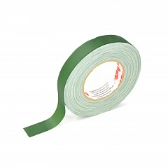 Matt gaffer tape LE MARK MAGTAPE™ MATT 500+ 25mm x 50m Green (CT50025G)