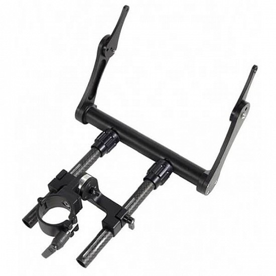 Крепление ARRI Artemis Monitor Bracket 8' / 140 mm Rods / 1.5' clamp K2.0010322