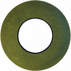 Eyecushion BLUESTAR 2011 Small Round Microfiber Green