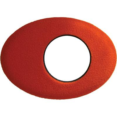 Наглазник BLUESTAR 6013 Oval Long Microfiber Orange