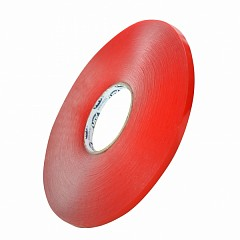 Double-sided tape HPX HSA 9mm х 33m Transparent (321210933)